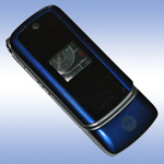 Корпус для Motorola K1 Blue - Original